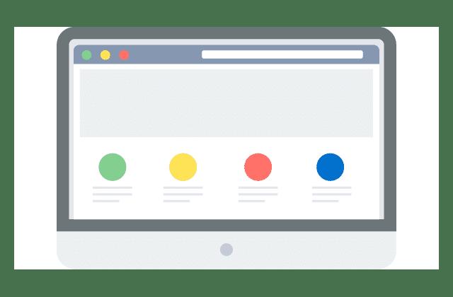 Webdesigner finden – klares hochwertiges Layout