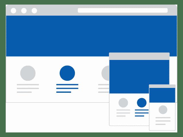 Webdesigner Düsseldorf: Responsive Webdesign, optimiert für iPhone, iPad und andere mobile Geräte