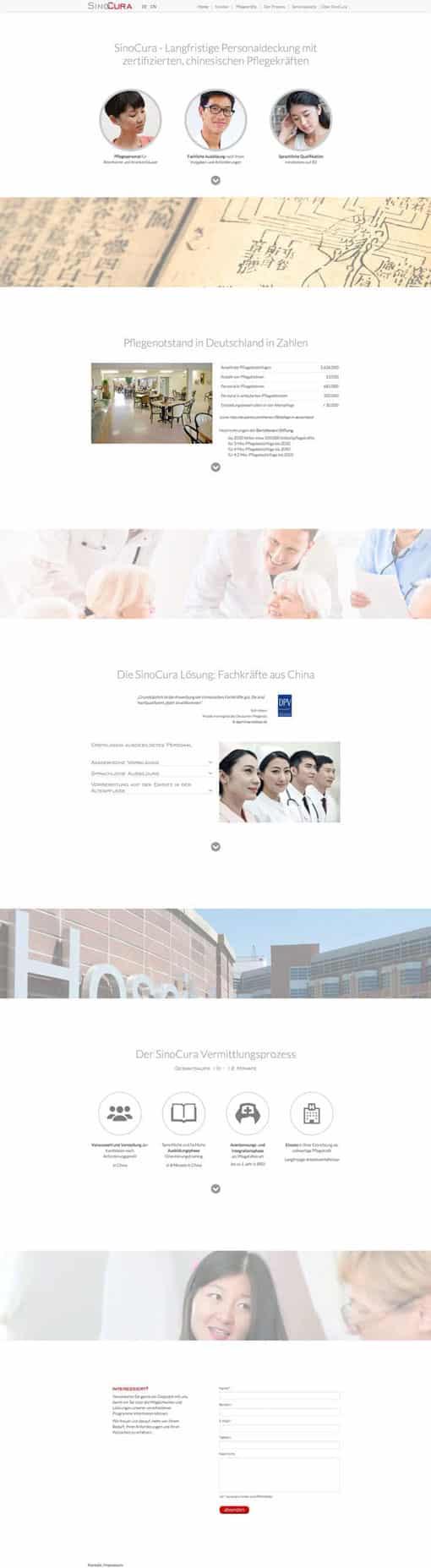 Homepage Design Homepage erstellen Treuhand Niederrhein by eyelikeit Webdesign Düsseldorf