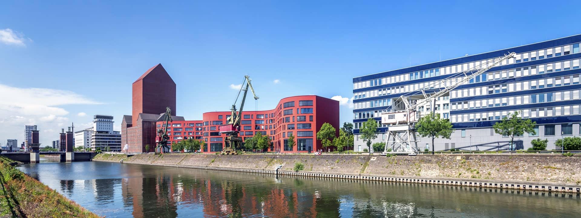 Webdesign für Duisburg – Internet Agentur eyelikeit – visual solutions – Duisburg Hafen