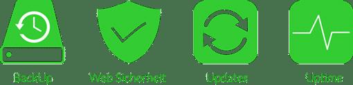 Website Management für Mönchengladbach, WordPress Administration: Backup, Web-Sicherheit, abgesicherte Updates, Uptime Monitoring