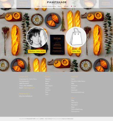 PAMPSHADE - Kunst isst Brot