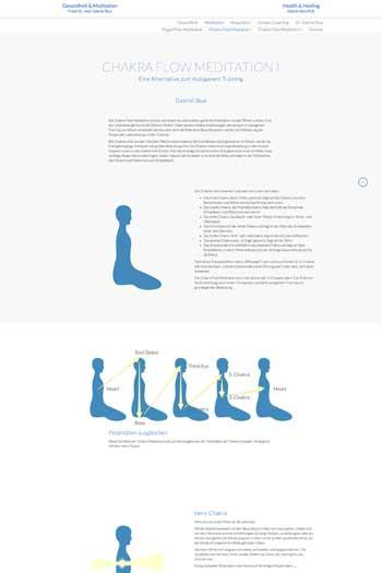 Webdesign für Gesundheit | Health - Gabriel Stux