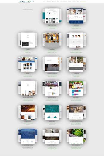 Webdesign vom Architekten - eyelikeit - visual solutions