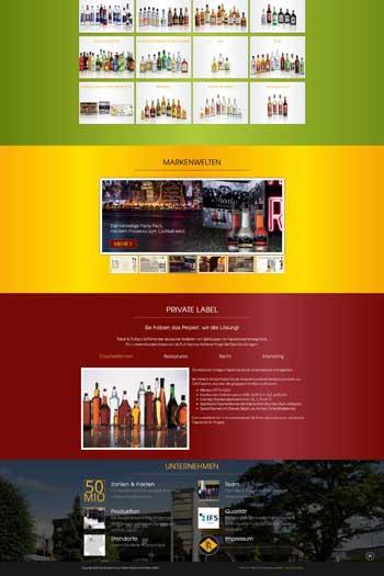 Webdesign für den Handel - Pabst & Richarz