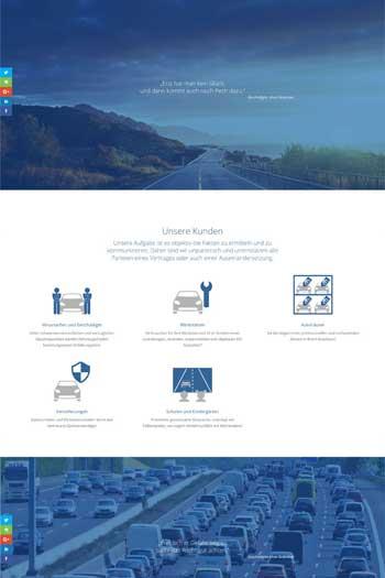 Webdesign Sercie & Dienstleistungen - Rechtegutachten A. Kloth