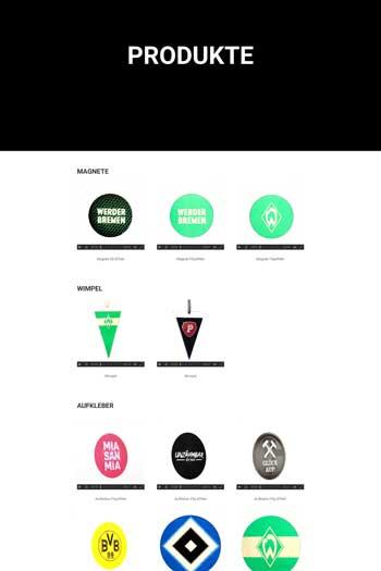 Webdesign für eCommerce & Onlineshops - Espresso Nannini Etrusa